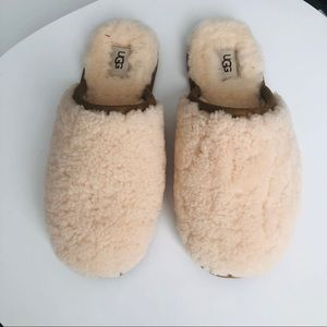 UGG Pearle Curly Cue Slippers